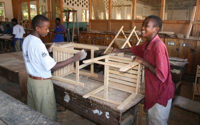 Don Bosco mondo: Flüchtlingslager Kakuma im Norden Kenias